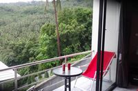 location studio zen- in the hills of Chaweng Noi beautiful view