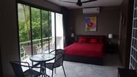-zen price for rent studio large living room opening onto the balcony