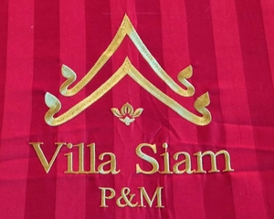 Villa SIAM de Patrick & Marie for their beautiful studios apartments